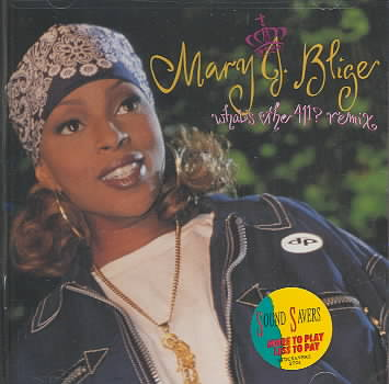 WHAT'S THE 411? REMIX ALBUM BY BLIGE,MARY J. (CD)